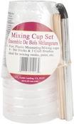 8 Ounces 6/Pkg - Mixing Cup Set
