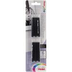Black - Pocket Brush Refills 6/Pkg