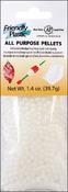 Ivory - Friendly Plastic Pellets 1.4 Ounces/Pkg