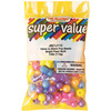 Pearl Multicolor - Pop Beads 12 and 25mm 113g/Pkg THE BEADERY-Super Value Pop Beads: 12x25mm Pop Beads. Beautiful beads in a multitude of colors.  Whether you plan on using them for hair, jewelry, adornments on clothing, lamp shades or curtains they will surely brighten up your world. Approximately 1/4 pound per package. Choking Hazard-small parts. Not for children under 3 years.  Imported.