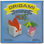 "Assorted Colors - Origami Paper 5.875""X5.875"" 500/Pkg"