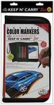 Color Markers - Keep N' Carry Artist Set