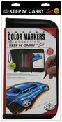 Color Markers - Keep N' Carry Artist Set