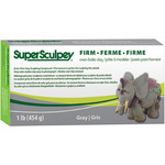 Gray - Super Sculpey Firm Oven Bake Clay