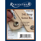 Nickel - 24L Snap Setter Kit