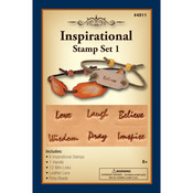 Inspirational Stamp Set #1-