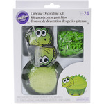 Dinosaur - Cupcake Decorating Kit Makes 24