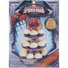 Treat Stand - Spider - Man 11.75 X15.5  Holds 24 WILTON-Perfect Results Mini Loaf Pan. Bake small and delicious treats using this pan! Pan has quick release and is dishwasher safe. The pan has eight 3.8x2.5 inch cavities. This package contains one 15x10x2 inch eight cavity metal pan. Imported.