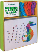 Animal Lacing Cards - Chronicle Books