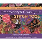 Embroidery & Crazy Quilt Stitch Tool - C & T Publishing
