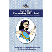 Emma Broidery's Embroidery Stitch Tool - DMC Books