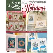 Cross Stitched Cards For The Holidays - Design Originals