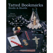 Tatted Bookmarks-Needle & Shuttle - Handy Hands