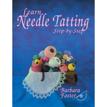 Learn Needle Tatting Step By Step - Handy Hands