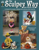 The Sculpey Way With Polymer Clay - Hot Off The Press