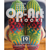 Op-Art Socks - Interweave Press