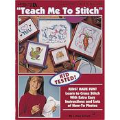 Teach Me To Stitch - Leisure Arts