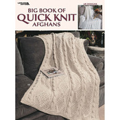 Big Book Of Quick Knit Afghans - Leisure Arts