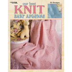 Our Best Knit Baby Afghans - Leisure Arts