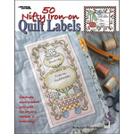 50 Nifty Iron-On Quilt Labels - Leisure Arts