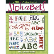 A Big Collection Of Alphabets - Leisure Arts
