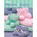 Blankets & Booties, Book 2 - Leisure Arts