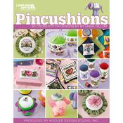 Pincushions 60 Cross Stitch Designs - Leisure Arts