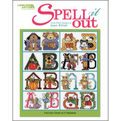 Spell It Out - Leisure Arts