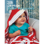 24-Hour Baby Afghans - Leisure Arts