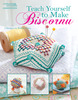 Teach Yourself To Make Biscornu - Leisure Arts LEISURE ARTS-Teach Yourself To Make Biscornu. Biscornu is a French word meaning 'quirky'. When it comes to needlework, biscornu are amazing little eight-sided pillows that make great pincushions, sachets, ornaments, decorations, scissor fobs, gifts, or just about anything else you can think of for a tiny cushion. This book contains fourteen patterns with beautiful designs that will make you want to stitch them all! Step-by-step instructions, lots of photographs, and full-color charts will guide you through the fun of creating these tiny treasures. Designer: Bobbie Watts. Softcover, 32 pages. Imported.