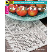 Filet Table Runners - Leisure Arts