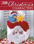 Plastic Canvas Christmas Characters - Leisure Arts