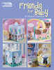 Friends For Baby In Plastic Canvas - Leisure Arts