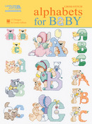 Alphabets For Baby - Leisure Arts