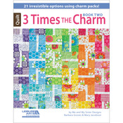 3 Times The Charm Book Two - Leisure Arts