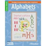 Alphabets To Stitch - Leisure Arts
