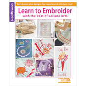 Learn To Embroider - Leisure Arts