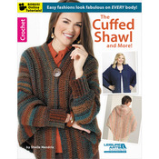 The Cuffed Shawl & More - Leisure Arts