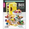 Ice Box Crochet - Leisure Arts Leisure Arts-Ice Box Crochet. In the tradition of amigurumi, the Japanese art of miniature crochet creations, Ice Box Crochet presents a tiny vintage refrigerator and lots of faux food items and dishes to fill it! This book contains over forty-five adorable food items to create. Author: Wai Yee Ng. Softcover; 96 pages. Published Year: 2014. ISBN 978-1-4647-0397-3. Made in USA.