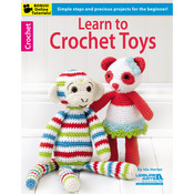 Learn To Crochet Toys - Leisure Arts