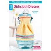 Dishcloth Dresses - Leisure Arts
