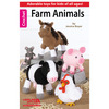 Farm Animals - Leisure Arts LEISURE ARTS-Farm Animals. Country critters make cute collectibles or playtime pals. Crochet all six with medium weight yarn plus novelty accents. Each design is for easy+ skill level and is stuffed with polyester fiberfill. Safety eyes are used to make the toys suitable for infants and young children, or the eyes can be embroidered. Author: Jessica Boyer. Softcover, 48 pages. Published 2013. Made in USA.