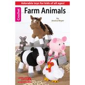 Farm Animals - Leisure Arts