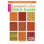 Tunisian Crochet Stitch Guide - Leisure Arts