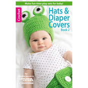 Hats & Diapers Covers Book 2 - Leisure Arts