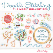 Doodle Stitching: The Motif Collection - Lark Books