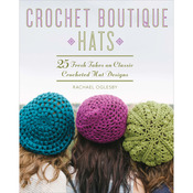 Crochet Boutique Hats - Lark Books