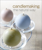 Candle Making the Natural Way - Lark Books