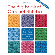 Big Book Of Crochet Stitches - Martingale & Company