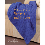 20 Easy Knitted Blankets & Throws - Martingale & Company